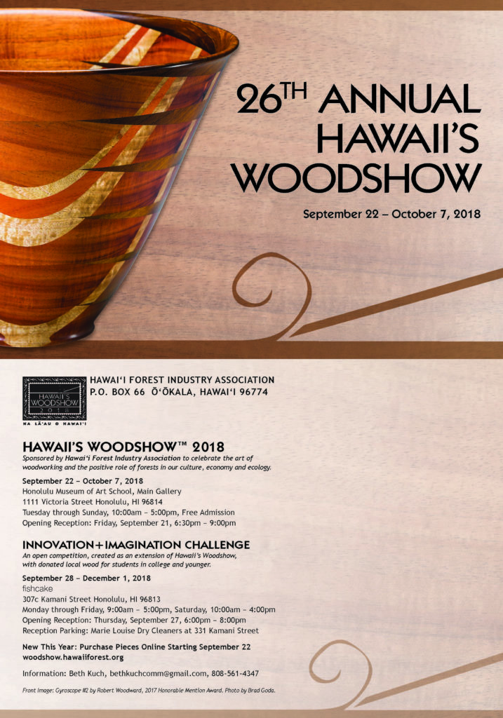 Hawaii S Wood Show